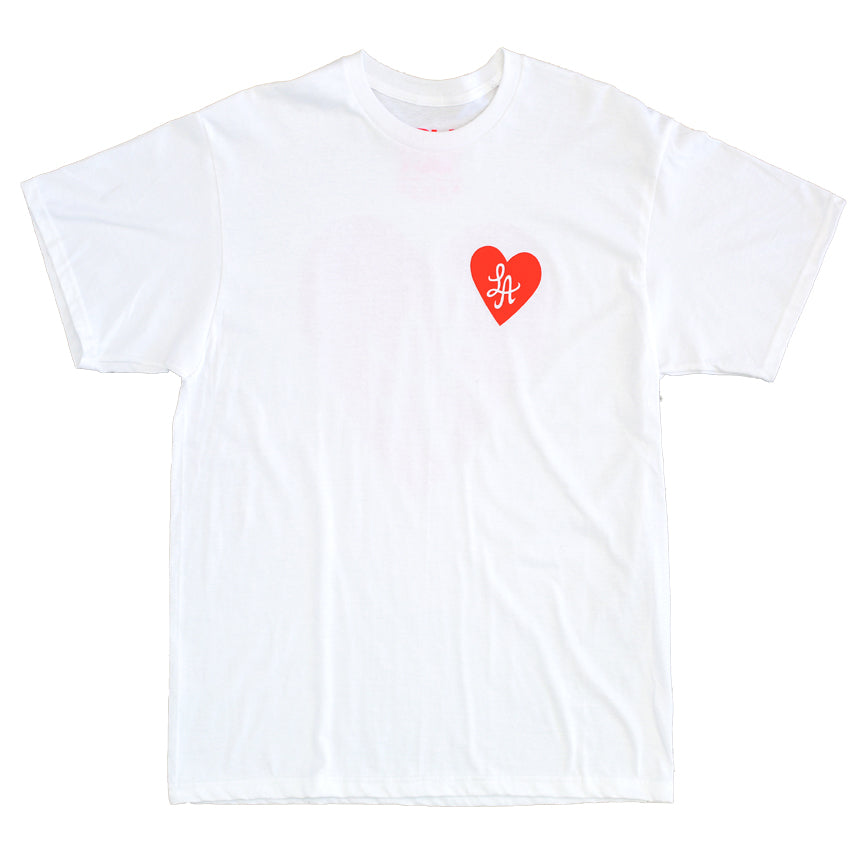 "HOT ROD LA ""LOVE ONE ANOTHER"" (WHITE)"