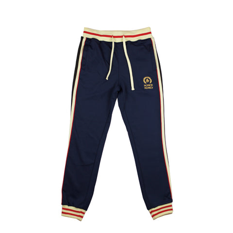 "HOT ROD ""LA"" CREST TRACKSUIT NAVY"