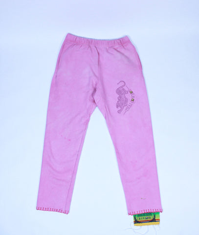 "THAI COWBOY ""LOTUS"" HEAVYWEIGHT SWEATPANTS"