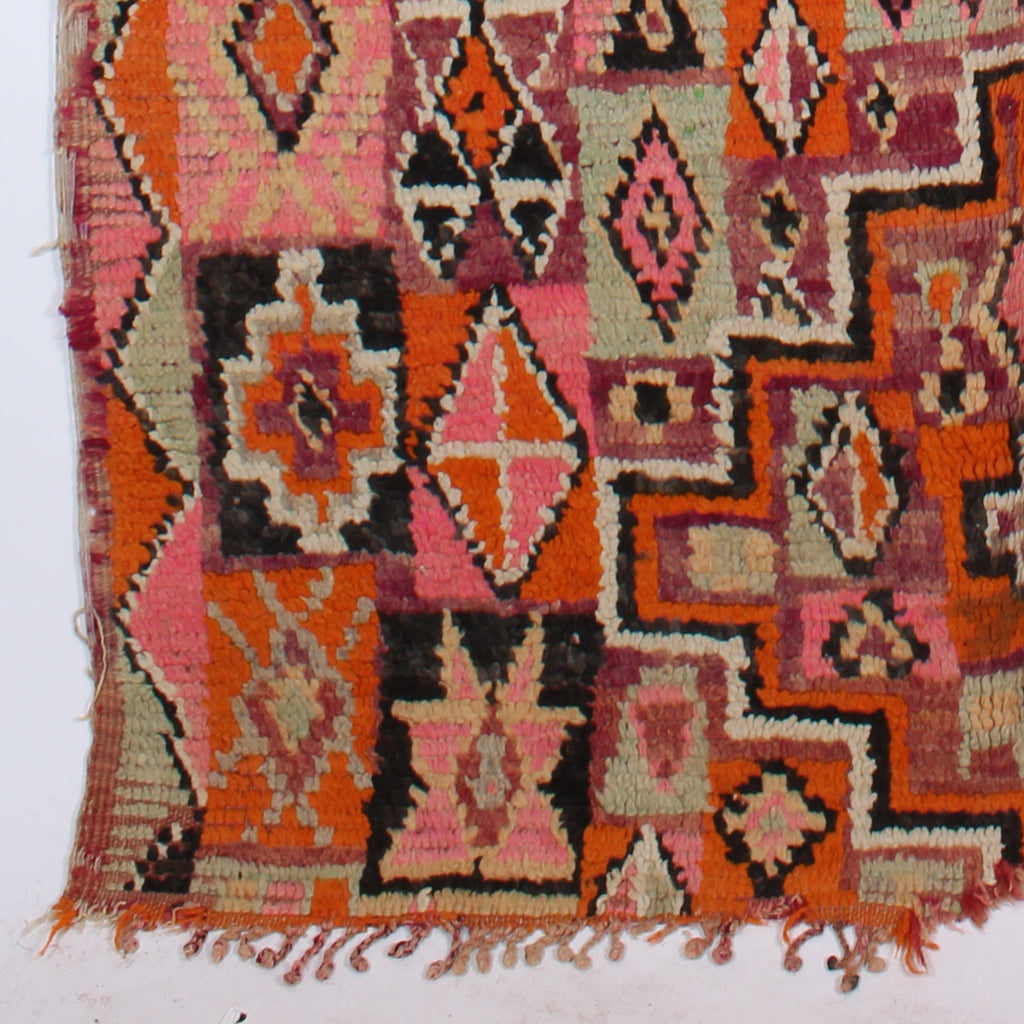art moroccan azilal souk rugs a tribal rug the vintage products
