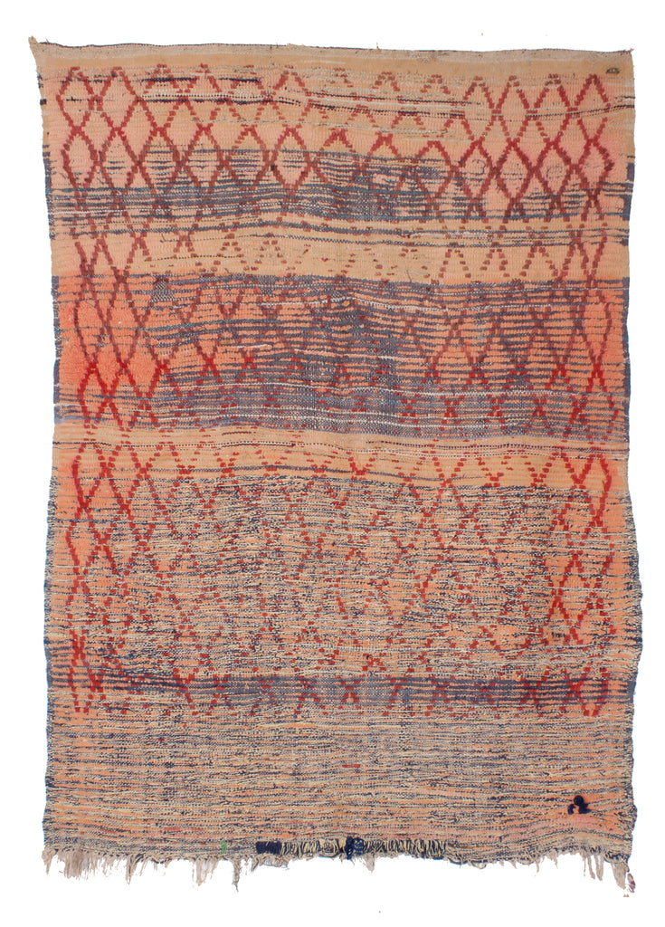 Yusra- vintage boujad one-of-a-kind rug