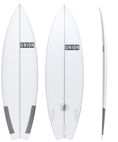 Union Surfboards is a New York City based contemporary surfboard design company.