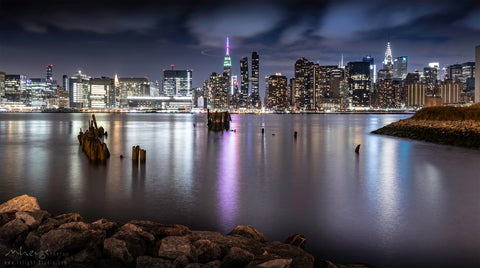 New York city skyline panoramic 14