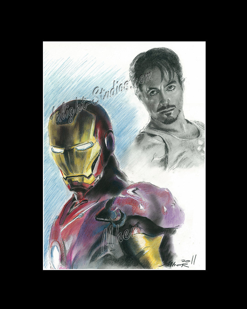 Iron Man, Robert Downey Jr