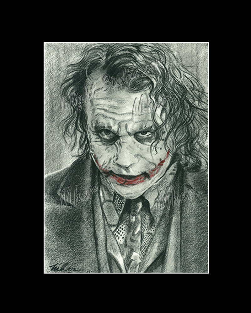 The Joker, Heath Ledger