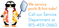 Arvidsons Pool & Hot Tub Service