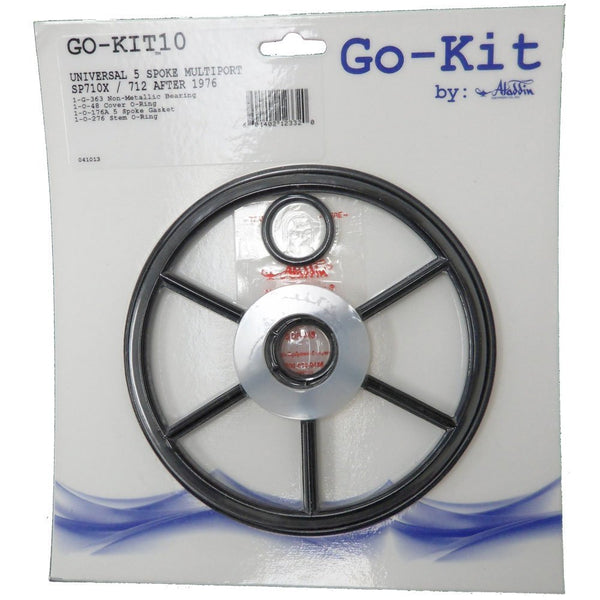 Aladdin Go-Kit10 Universal 5 Spoke for Hayward SP710X/712