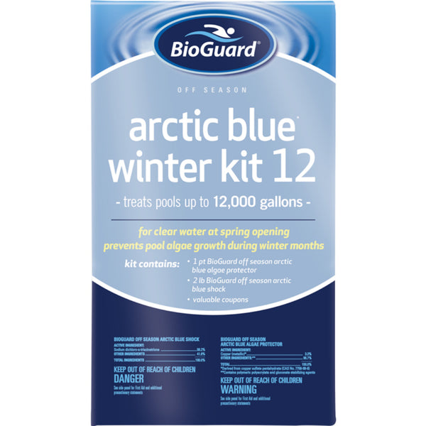 BioGuard Arctic Blue Winter Kit 12
