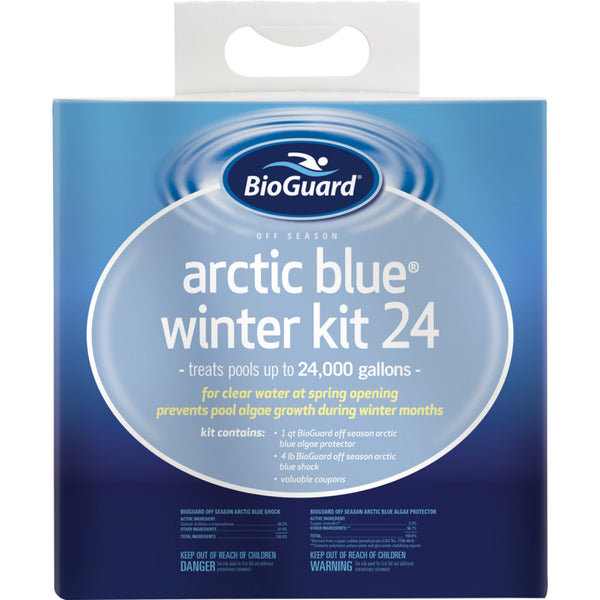 Bioguard Arctic Blue Winter Kit 24 Arvidson Pools Spas