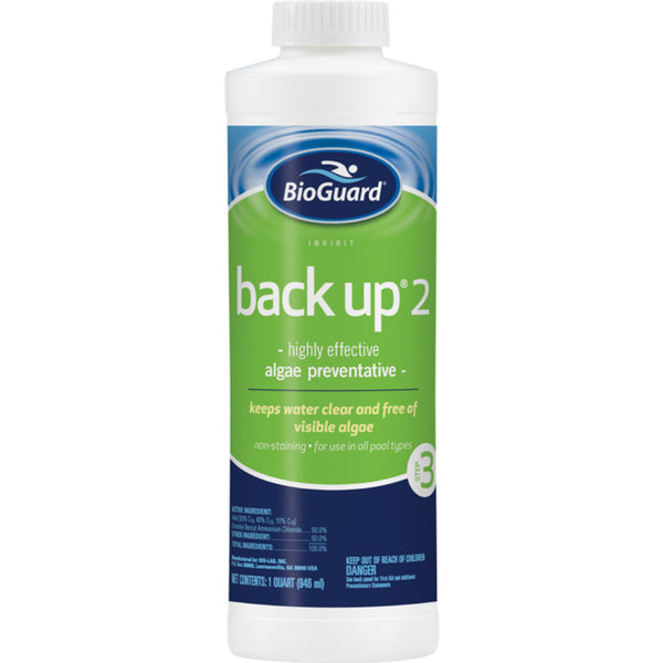 BioGuard Back Up® 2