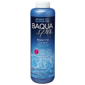 BAQUA Spa®  Waterline Control