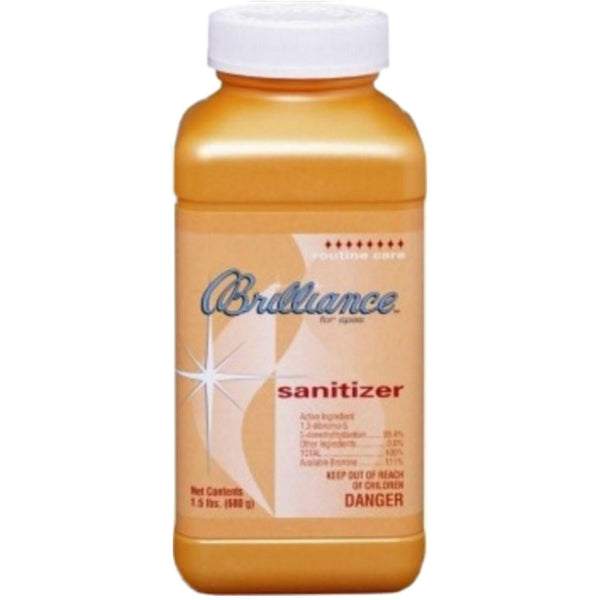 Brilliance® for Spas Sanitizer