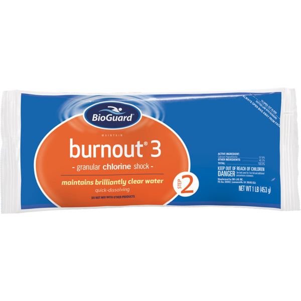 BioGuard Burn Out 3 ®
