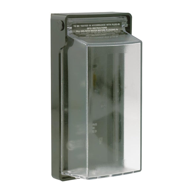 Leviton 86593-EM Weather Resistant Cover