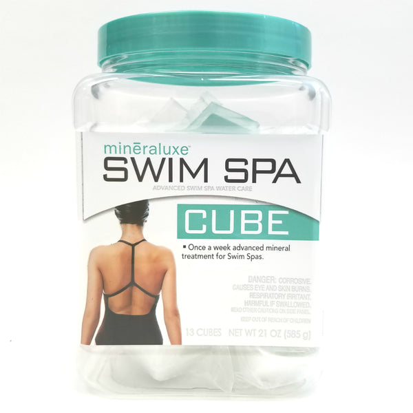 Mineraluxe Swim Spa Cubes