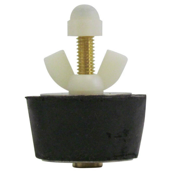 "Winter Plug #10 1-1/2"" F (w/ blowthrough valve)"