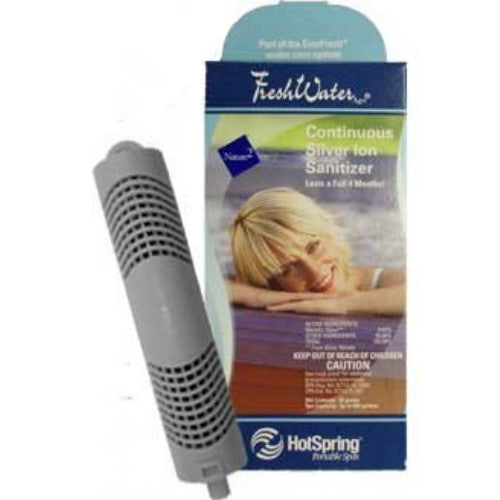 HotSpring Spas Freshwater Ag+ Continuous Silver Ion Sanitizer