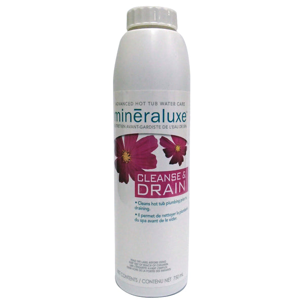 Mineraluxe Cleanse & Drain