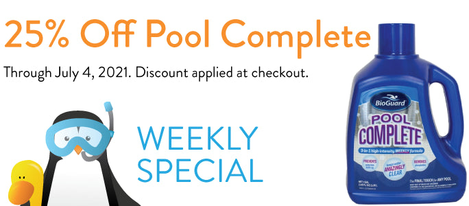 Don't miss a moment in your pool!