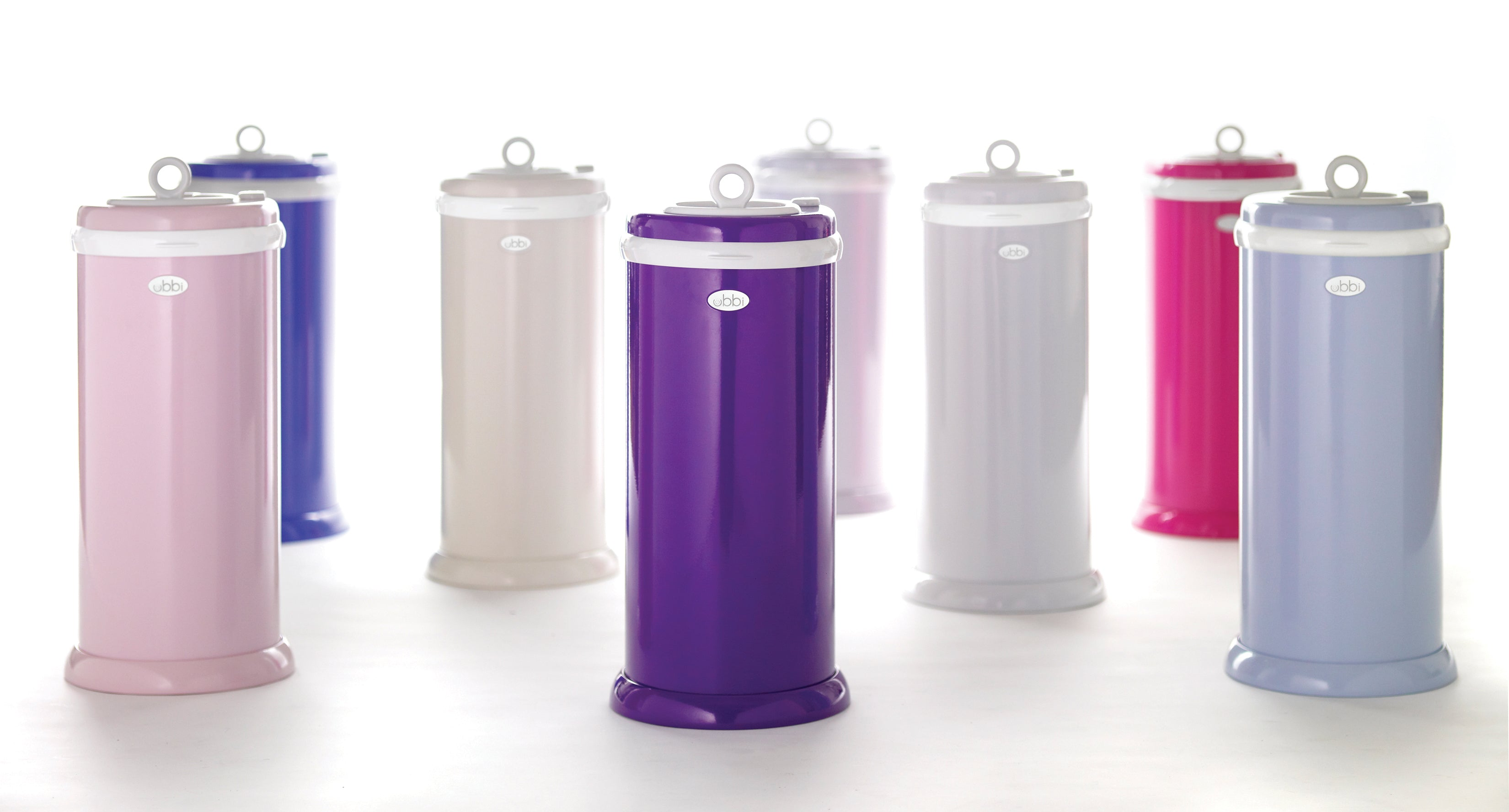 Babylist's 2018 Baby Registry Guide picks the Ubbi Diaper Pail as the All-Around Fave