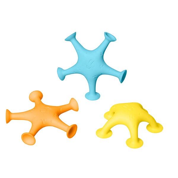 starfish suction toys