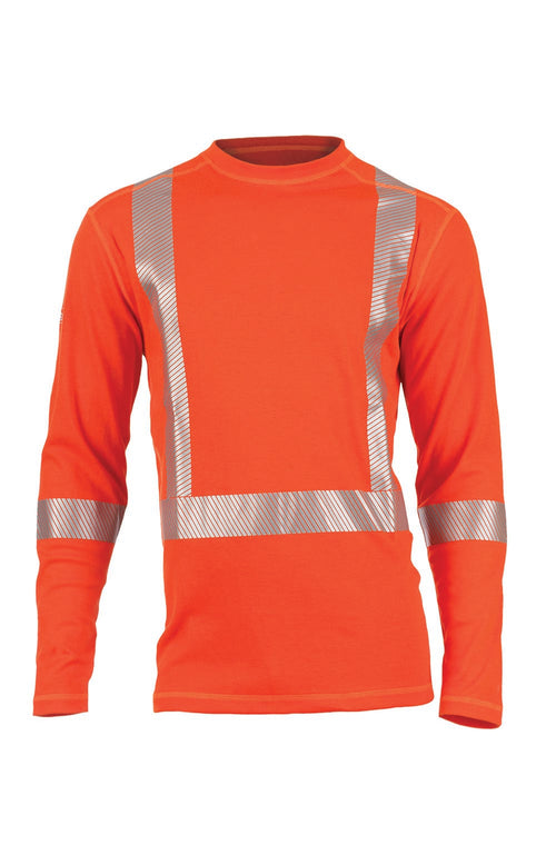 Power Dry® Dual Hazard Shirt (Hi-Vis Orange)