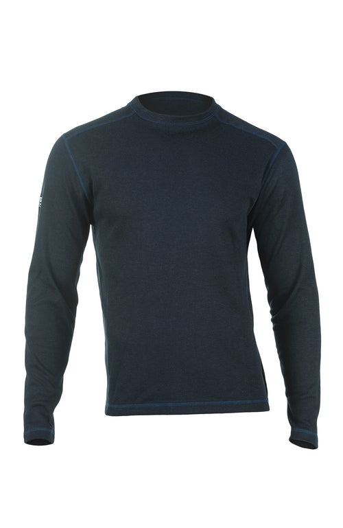 Dual Hazard Men's Power Dry® Shirt Long Sleeve (Navy) / XSmall