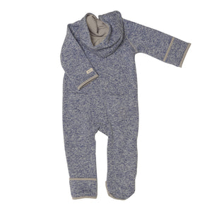 Koi fleece suit 101239