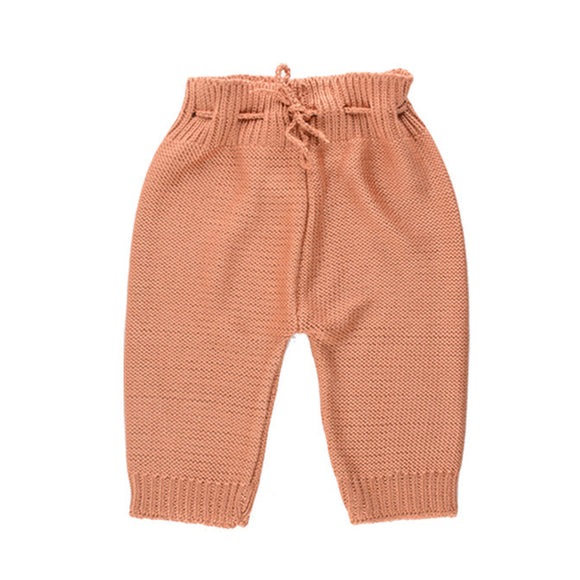 Knit Trousers Bambus