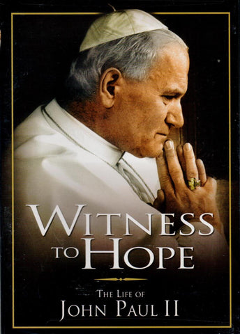 Witness to Hope: The Life of John Paul II  - St. Patrick's Gift Shop & Bookstore