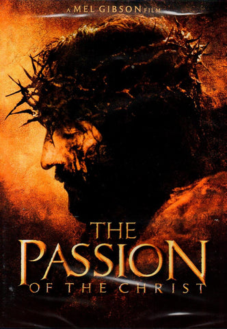 The Passion of the Christ (Widescreen Edition)  - St. Patrick's Gift Shop & Bookstore