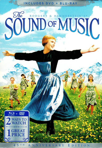 The Sound of Music (50th Anniversary Edition)  - St. Patrick's Gift Shop & Bookstore