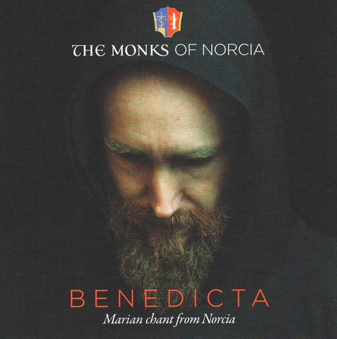 Benedicta: Marian Chant from Norcia  - St. Patrick's Gift Shop & Bookstore