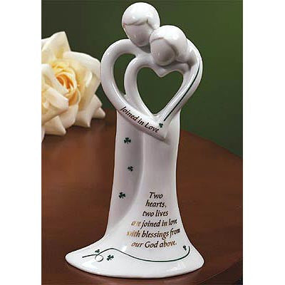 Irish Wedding Bell Figurine  - St. Patrick's Gift Shop & Bookstore