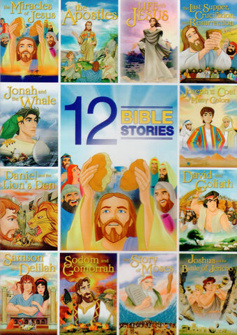 12 Bible Stories  - St. Patrick's Gift Shop & Bookstore