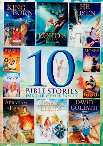 10 Bible Stories for the Whole Family  - St. Patrick's Gift Shop & Bookstore