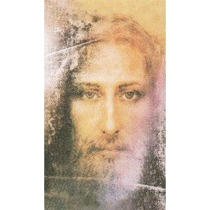 The Holy Face of Jesus Poster  - St. Patrick's Gift Shop & Bookstore