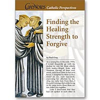 Finding the Healing Strength to Forgive  - St. Patrick's Gift Shop & Bookstore