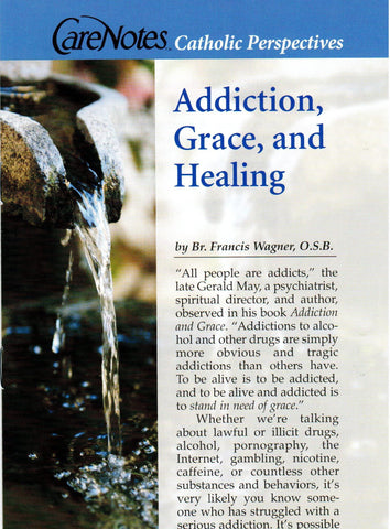 Addiction, Grace, and Healing  - St. Patrick's Gift Shop & Bookstore