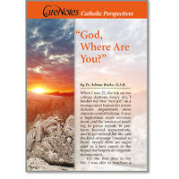 """God, Where Are You?""  - St. Patrick's Gift Shop & Bookstore"