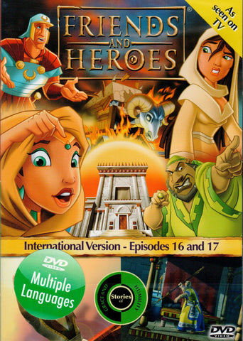 Friends and Heroes - Multi-Language Version - Ep. 16, 17  - St. Patrick's Gift Shop & Bookstore