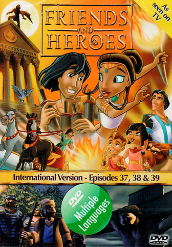 Friends and Heroes - Multi-Language Version - Ep. 37, 38, 39  - St. Patrick's Gift Shop & Bookstore
