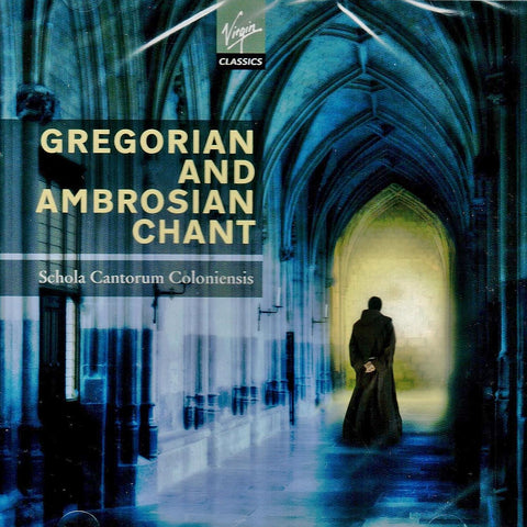Gregorian and Ambrosian Chant  - St. Patrick's Gift Shop & Bookstore