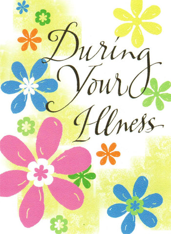 During Your Illness  - St. Patrick's Gift Shop & Bookstore