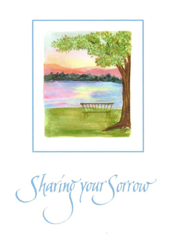 Sharing Your Sorrow  - St. Patrick's Gift Shop & Bookstore