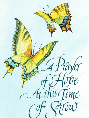 A Prayer of Hope at this Time of Sorrow  - St. Patrick's Gift Shop & Bookstore