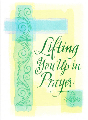 Lifting You Up in Prayer  - St. Patrick's Gift Shop & Bookstore