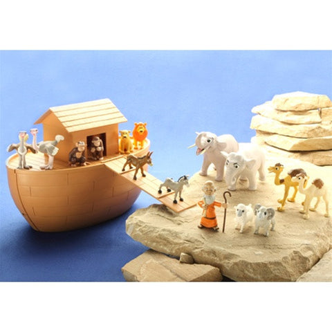 Noah's Ark Play Set  - St. Patrick's Gift Shop & Bookstore