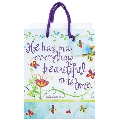 He Made Everything Beautiful Gift Bag  - St. Patrick's Gift Shop & Bookstore