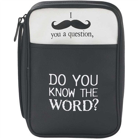 Do You Know the Word? Bible Case  - St. Patrick's Gift Shop & Bookstore